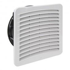 DAFS092F35 Вентилятор фильтрующий с решеткой 4,6Вт | 230В | 35м³ | -10...70°С | IP54 | 119x119x47мм