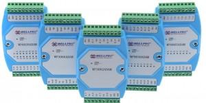 Скидка 15% на модули расширения WELLPRO Modbus RTU RS485