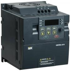 Преобразователь частоты CONTROL-A310 380В, 3Ф 0,75 kW 2,3A IEK
