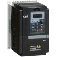 Преобразователь частоты A650 380В 3Ф 11kW 25А ONI