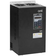 Преобразователь частоты A650 380В 3Ф 45kW 91А ONI