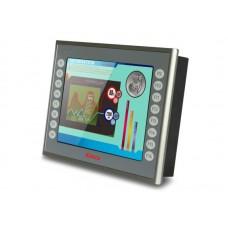 CZ10 HMI 24V 10.4' 640x480 1RS232 1RS232/RS485 2CanOpen 1USB modbus rtu 16фун кнопок