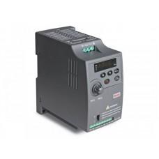 CV202S0004G ЧП вход 1ф 220В выход 3ф 380В 0,4кВт 0...300Гц 2.5А 4DI 1AI 0-10/4-20 1RO