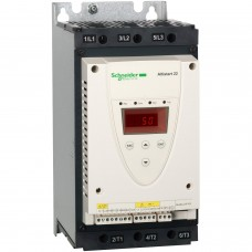 ATS22D62Q УПП, серия ATS22, 30кВт, 62А, 380В, управление 220В AC Schneider Electric