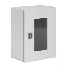 R5STX0432 Корпус ST с прозрачной дверью и с М/П Размер: 400 x 300 x 200 мм (В х Ш х Г) ДКС