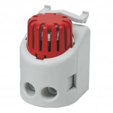 R5THRF05 Термостат с фиксированной установкой температуры +5°C, NC-контакт ДКС
