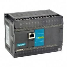 H24S0P-e | Программируемый логический контроллер серии H Haiwell 24В 16 (4шт 200кГц)DI 8(4шт 200кГц) DO 1 RS232 | 1 RS485 1 Ethernet