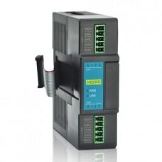 H02WG   Аналоговый датчик взвешивания 2 канала Haiwell 1 RS485 Modbus RTU