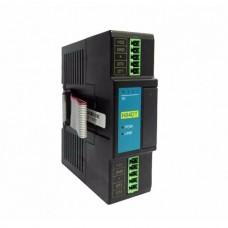 H04DT | Температурный модуль расширения для ПЛК серии C/T/H/N Haiwell 24В 4 DS18B20 (1-wire, DS-1990, SHT1x)