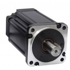 SV-ML06-0R2G-2-1A0-1000 Серводвигатель 0.2кВт 1.5A 220В инер.0.21кг*см^2 3000об/мин кр.мом.0.64Н*м фл.60мм INVT