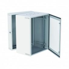 IEV 12.60.55 Шкаф компактный телекоммуникационный 3-х секционный с обзорной дверью серии IEV ПРОВЕНТО