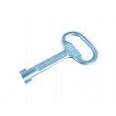 KY 5 DB.Z Ключ цинковый с двойной бородкой серии KY ПРОВЕНТО
