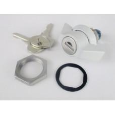LC 1C.ZH Замок цинковый с цилиндром и поворотной ручкой серии LC ПРОВЕНТО