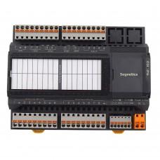 FMR-1021-10-0 Segnetics Модуль расширения 24В 8DI (PNP/NPN) 8AI (RTD, NTC, 4-20мА/0-10В) 5RO (5A) 1DO (оптореле) 4AO (0-10В) 2RS485