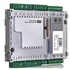 МС-0201-01-0 Segnetics Модуль расширения для SMH2G 9DI (NPN/PNP) 8AI (RTD, NTC, 4-20мА/0-10В) 5RO (5A) 5DO (оптореле) 2AO (0-10В) DIN рейка