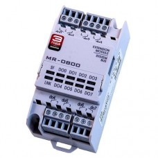 MR-0800-00-0 Segnetics Модуль расширения для Pixel25/SMH2G 8RO (5A)