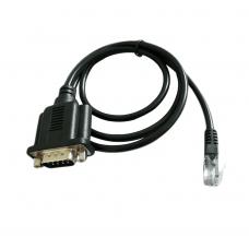 RS232-RJ12 Segnetics Кабель связи RS232 контроллера SMH2010C с ПК (разъём DB9 и RJ12)