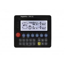SMH2G-4222-01-2 Segnetics Контроллер + HMI 4.3 дюйма 5DI (NPN/PNP) 2DO (оптореле) 1 RS232 1RS485 Modbus RTU