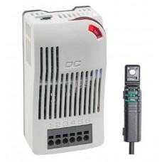01012.0-20 Гигростат/ Термостат электронный серии DCF 010 (NO), 20-56 VDC; -10 до +50°C; Встроенная уставка 65%
