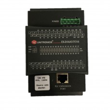 EXD16A3TO16 Смешанный модуль 16DI, 3AI, 16TO (встроенный адаптер)