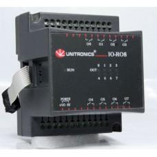 IO-RO8 Модуль релейных выходов 8RO, 24VDC Unitronics