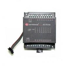 IO-TO16 Модуль транзисторных выходов 16 TO, 12/24VDC Unitronics